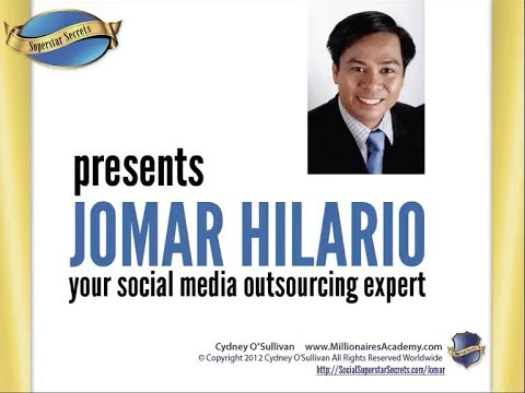 Jomar Hilario Social Media Mastery Interview | Celebrity Experts