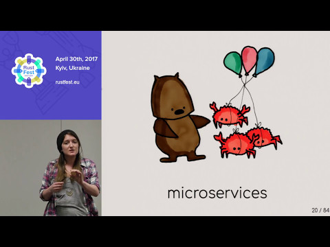 Ashley Williams - How I Convinced the World's Largest Package Manager to Use Rust, and So Can You!