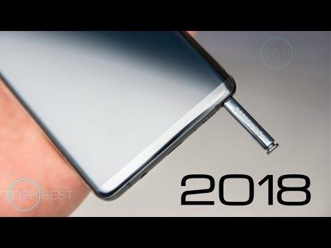 Best Upcoming Smartphones 2017-2018 - Top 10