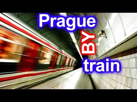 Visiting Prague by train