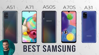 "Best SAMSUNG ""A"" Series Phone? 