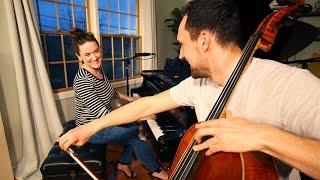 Billy Joel - Piano Man (Cello + Piano Cover) - Brooklyn Duo