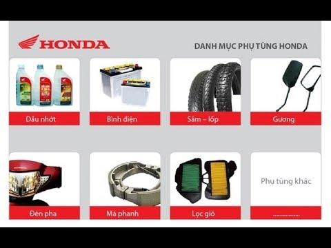 KHO PHỤ TÙNG CHÍNH HÃNG HONDA ĐT/zalo: 0845112323 Dàn áo Phụ Tùng Xe Máy Chính Hãng Honda Giá Rẻ
