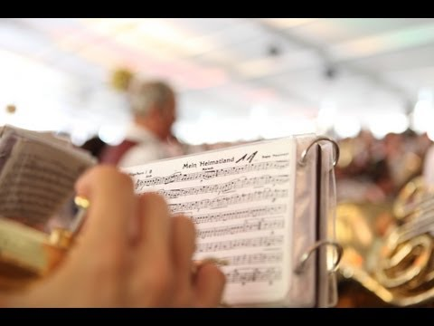 Mein Heimatland - Gemeinschaftsspiel beim 63. Arlberger Musikfest 2013