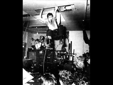 Fad Gadget - Ricky's Hand ( 1981 Rare Live,  Raw Electro Punk )