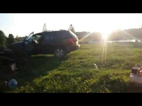 Деревня Петухи, Псковская область ( май 2016 )Отдыхаем. Видео 3