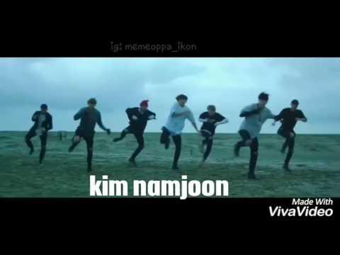 "BTS - Save Me ""keselek Melon""  (fangirl INA Ver.)"