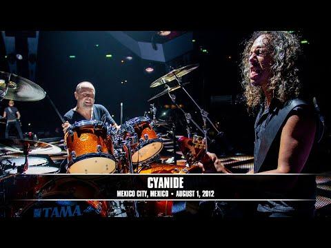 Metallica  Cyanide   Mexico City, Mexico  MetOnTour