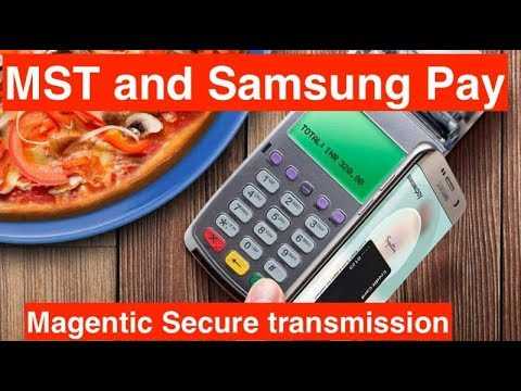 How MST works | Samsung Pay | Magnetic Secure Transmission | How NFC works | Review and Impressions