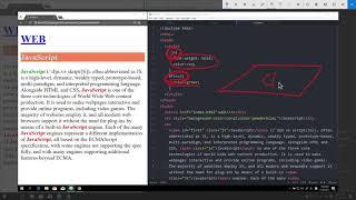 WEB2 JavaScript - 11.CSS 기초 : 선택자