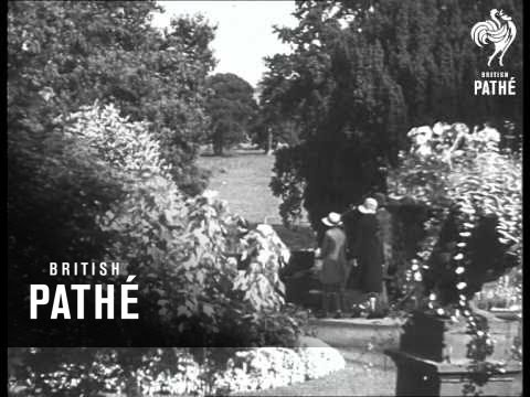Cities Of Great Britain No. 4 - Derby Aka Derby - Scenes Of City & Its Surroundings (1931)