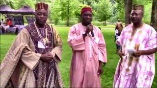 Journée culturelle de la communauté YembaCanada 2014