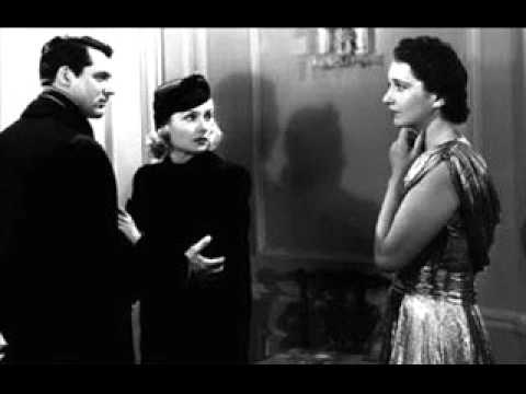 Cary Grant, Kay Francis, & Carole Lombard In In Name Only Lux Radio Theater 1939 Part 1