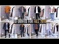 10 DOPE Fall Outfit Ideas   Fall Lookbook 2019   Men's Fashion