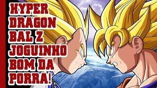 HYPER DRAGON BALL Z - Jogo Bom da Porra!