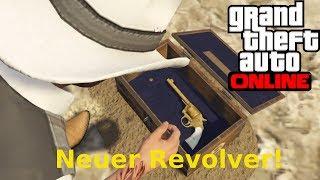 GTA 5 Online 🔫 Easter EGG Schatzsucher - Revolver - Doomsday Update 1.42