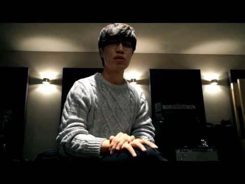 권순관[moment] 1st LP [A door] recording sketch with vocals