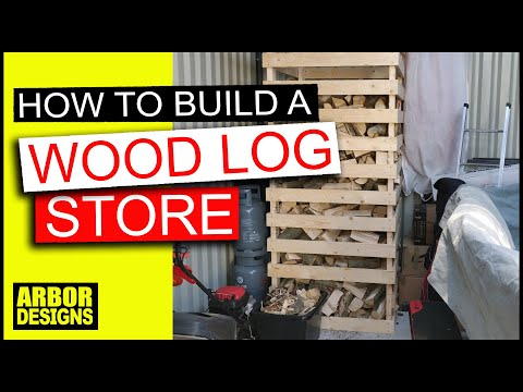 how-to-build-a-wood-log-store