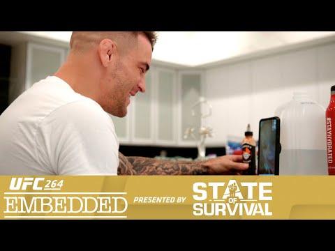 UFC 264 Embedded: Vlog Series - Episode 2