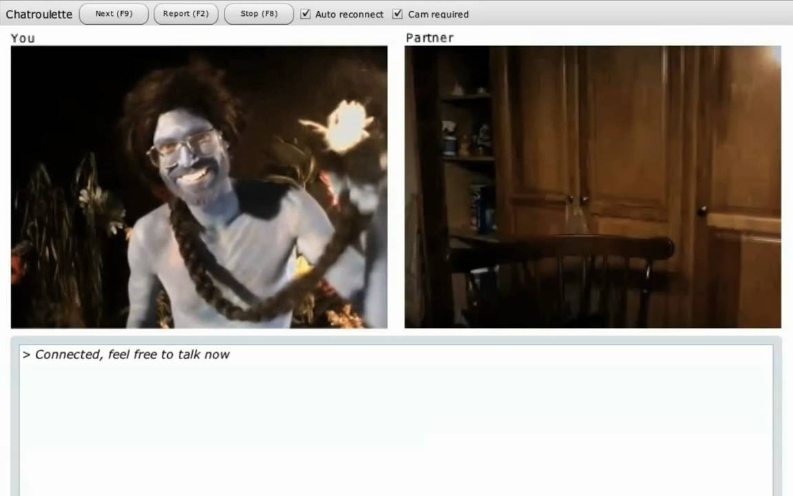 Cam chat roulette