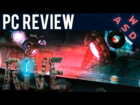 RIVE Review | PC Gameplay and Performance | Tarmack