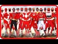 Power Rangers 20th Anniversary Forever Red Online Flash Game Levels 1-11 - Nickelodeon Games