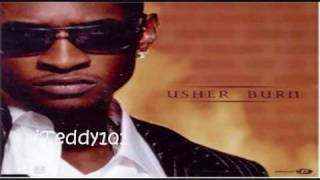Usher - Burn  [MP3/Download Link] + Full Lyrics