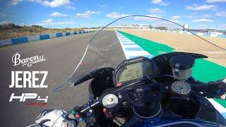 Fast Lap of Jerez on BMW HP4 RACE