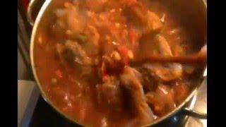 "Chicken Stew ""Cameroon Style"""