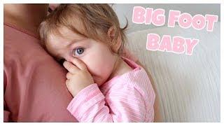 MEIN BABY HAT RIESEN FÜSSE | 150,00 EURO VERLOSUNG | SARAH-JANE 💖