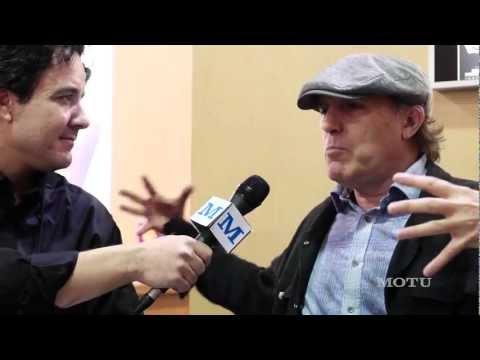 MOTU Artist Profile: Marc Mann on Digital Performer and Danny Elfman