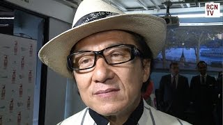 The Karate Kid 2 Jackie Chan Interview
