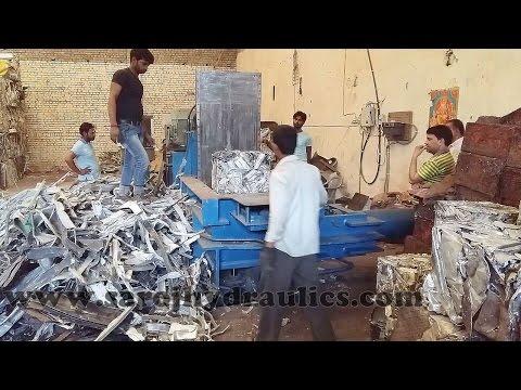 Aluminium Bailing Press Machine Machine,EXTRUSION ALUMINIUM TIN CAN HYDRAULIC BALING PRESS