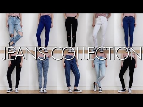 MY JEANS COLLECTION