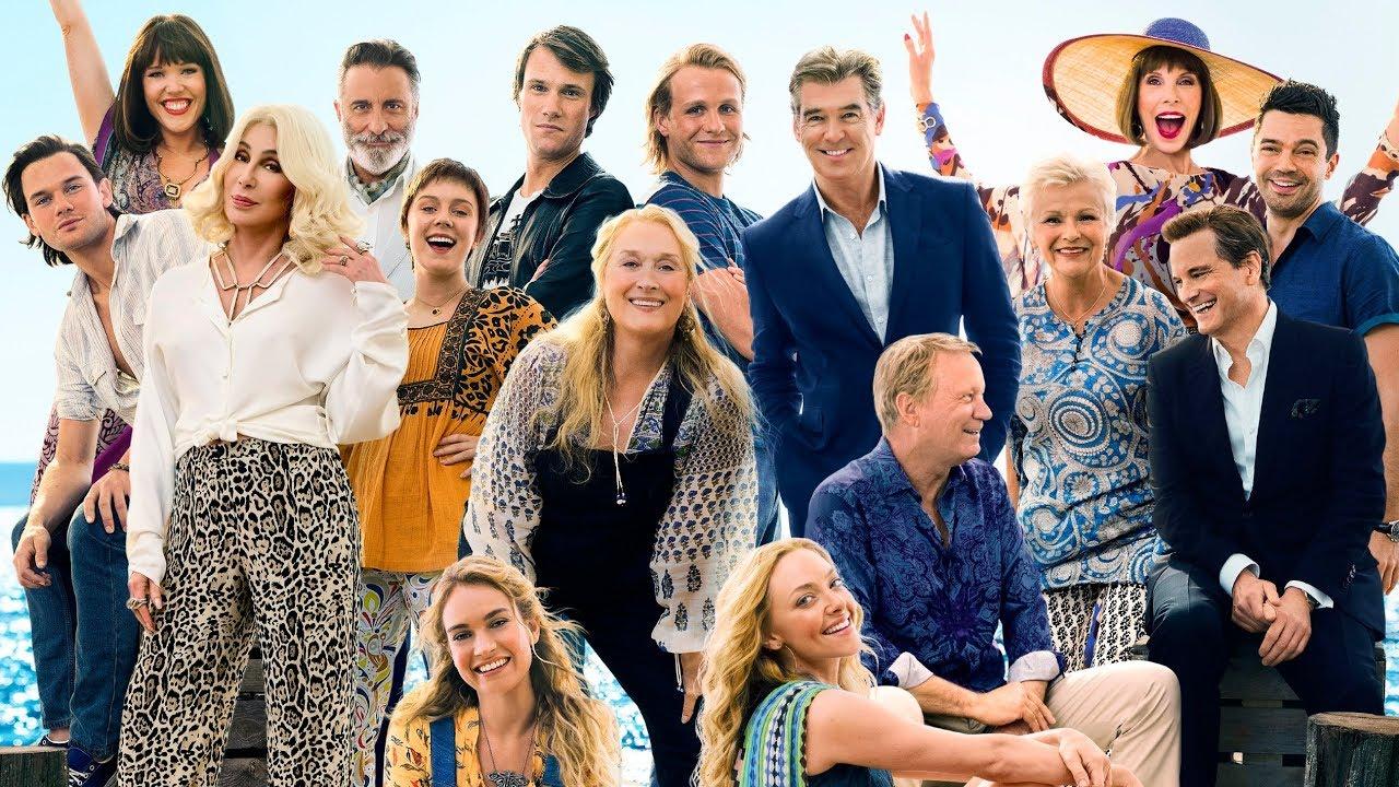 Resultado de imagem para Mamma Mia 2
