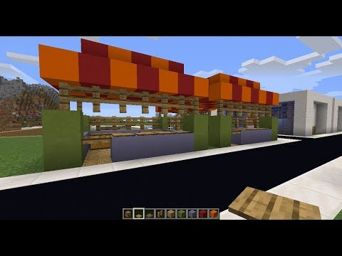minecraft-tutorial:-how-to-make-a-simple-modern-shop/store-|-easy-way-|-2020