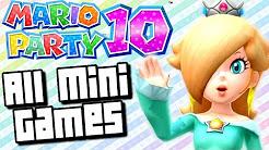 Mario party 1 2 3 4 5 6 7 8 9 10 the top 100 - YouTube