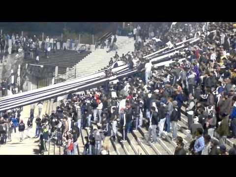 CHACO FOR EVER 4 - 4 Gimnasia y Esgrima (Concepcion del Uruguay)