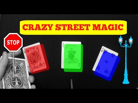 Awesome magic tricks to amaze your friends