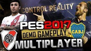PES 2017   GAMEPLAY Online no PC   Flamengo x Cruzeiro ft  D