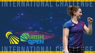 AIG FZ FORZA Irish Open - Preliminary Rounds (1st and 2nd Round)