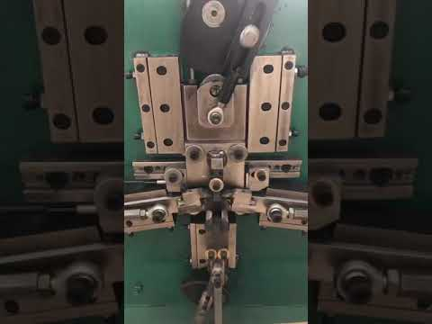 Three Corstrap Strapping Buckle Making Machines Are Ready To Ship To Europe