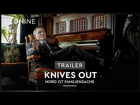 Knives Out - Trailer (deutsch/ german; FSK 12)