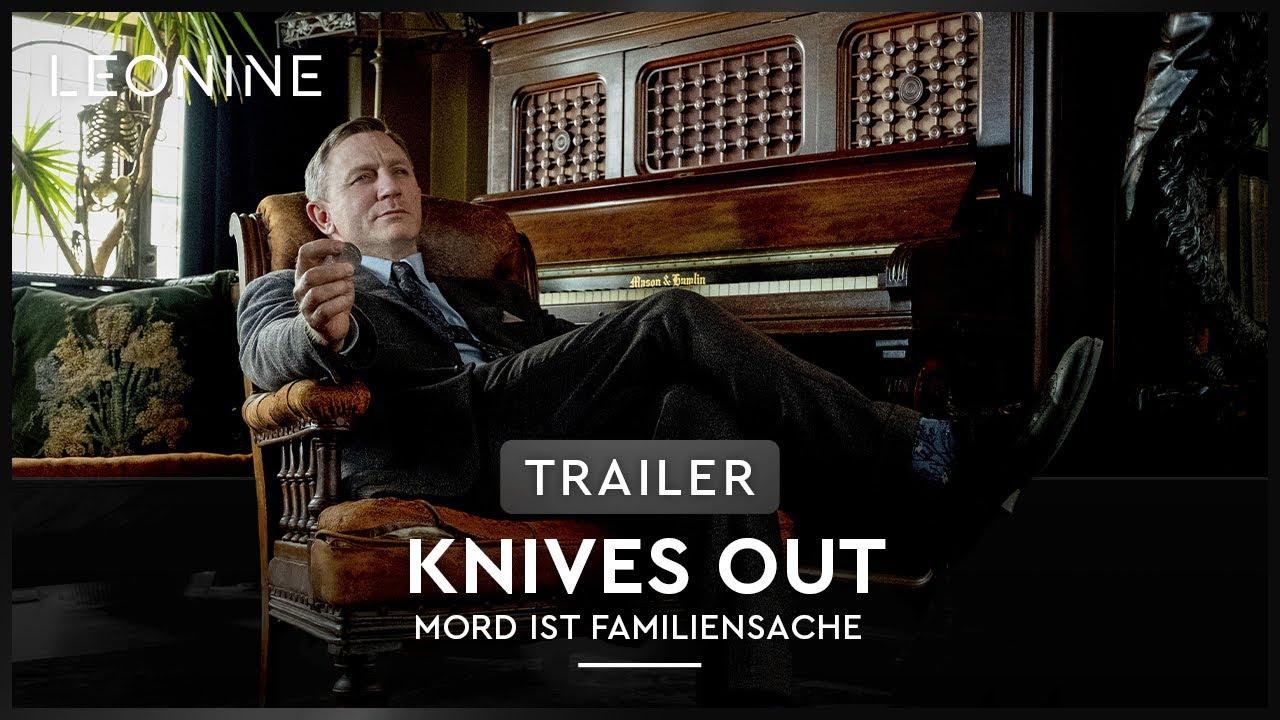 Knives Out - Mord ist Familiensache: Amazon.de: Daniel Craig ...