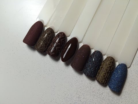 Дизайн ногтей фото новинки 2014 осень фото гель