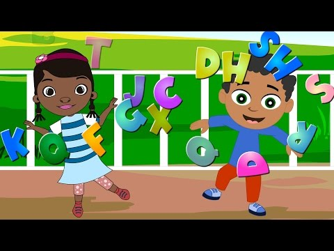 Somali Alphabet Song for kids | ABTJ song for Somali Children
