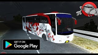 Bus Simulator Indonesia - #68 Android GamePlay FHD | Bus