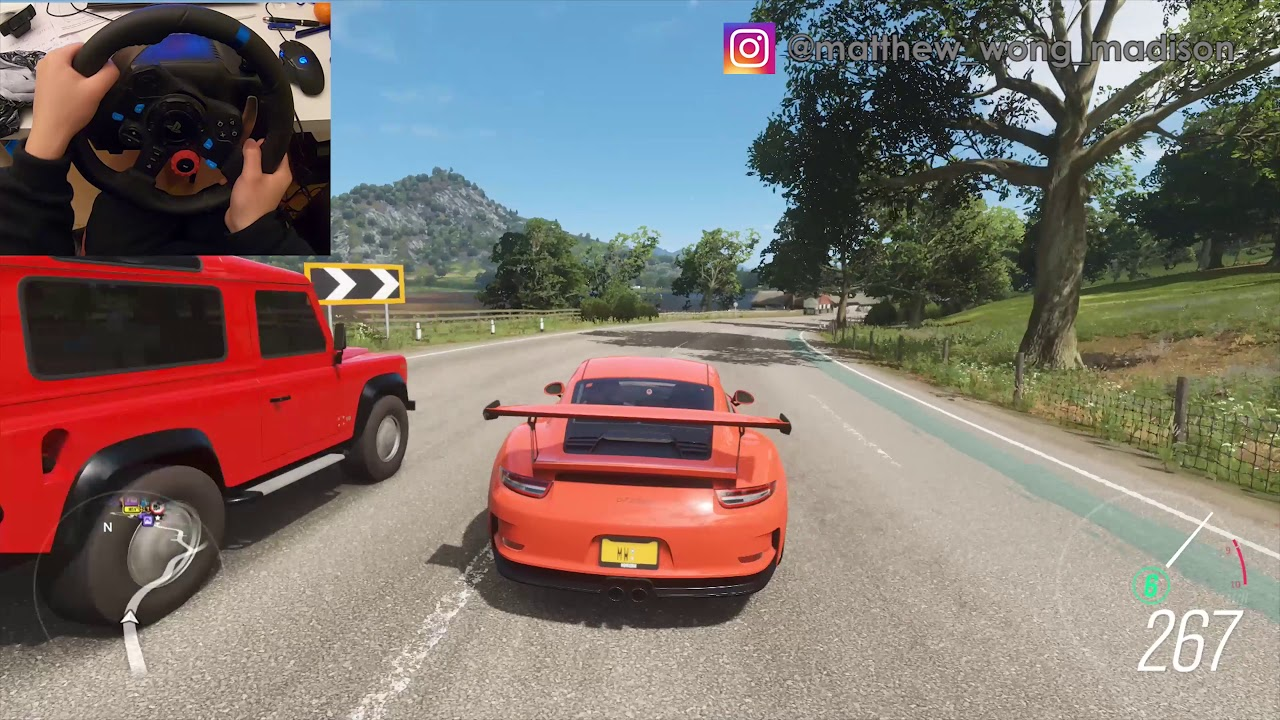 Porsche 911 GT3 RS 2019 DRIVE - Around the Map - Forza ...
