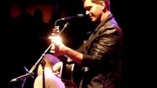 Andrew Ripp f/t Andy Grammer - You Will Find Me - HOB Boston 4/7/13