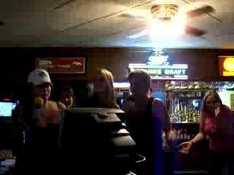 Augy's Karaoke (Part 1) - August 24 2008